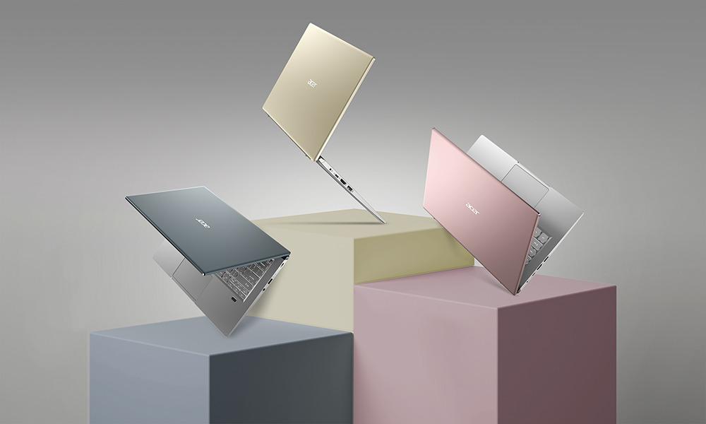L'Acer Swift X.