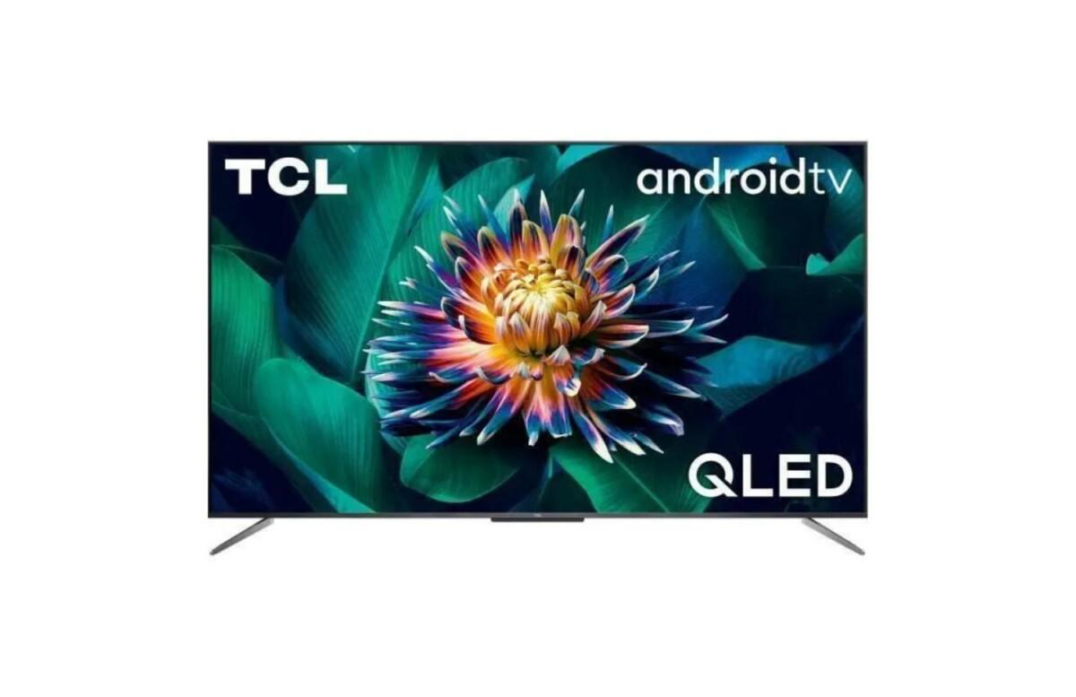TV 4K QLED : ce modèle TCL de 50 pouces ne dépasse plus les 500 euros