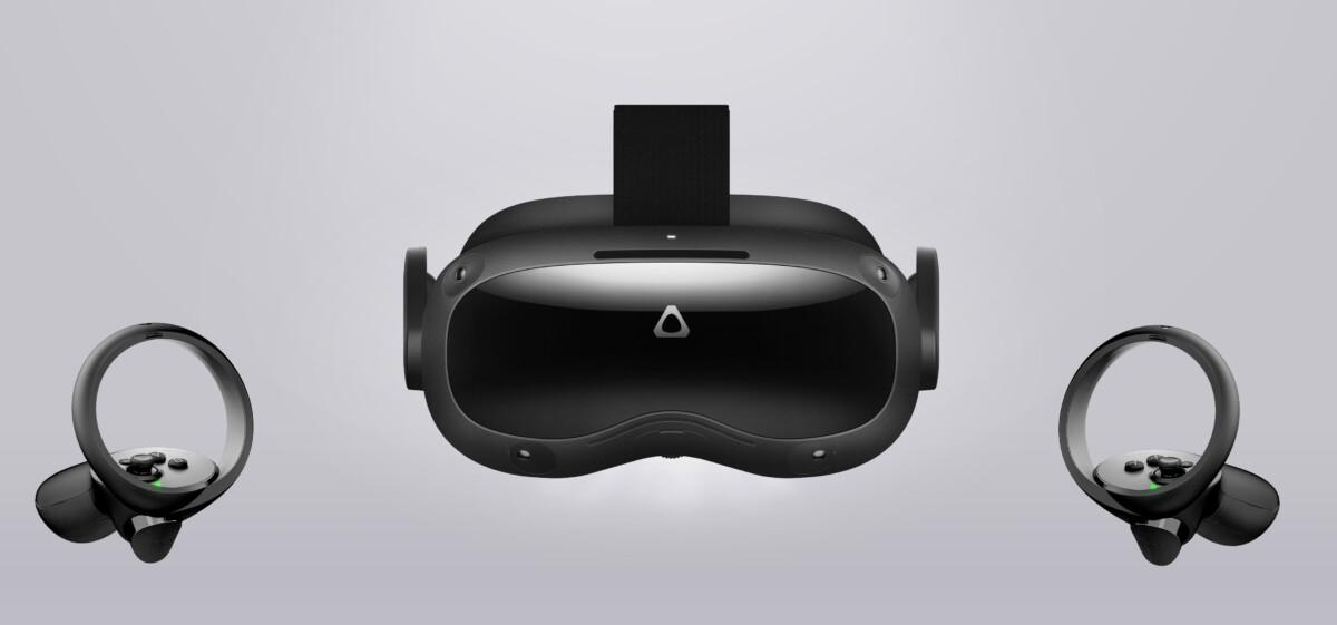 Le Vive Focus 3 est un casque autonome pour les professionnels