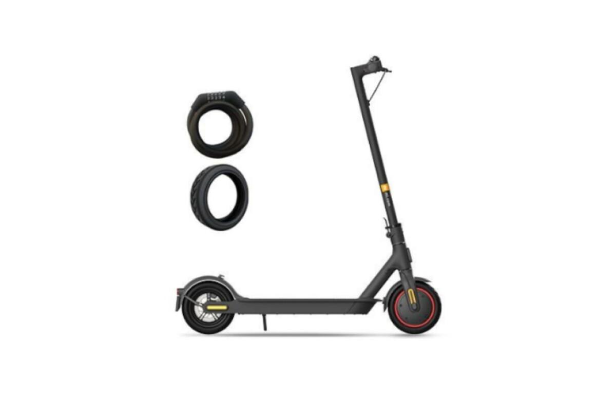 Xiaomi Mi Scooter Pro 2 : prix en baisse et 2 cadeaux offerts pour cette trottinette électrique