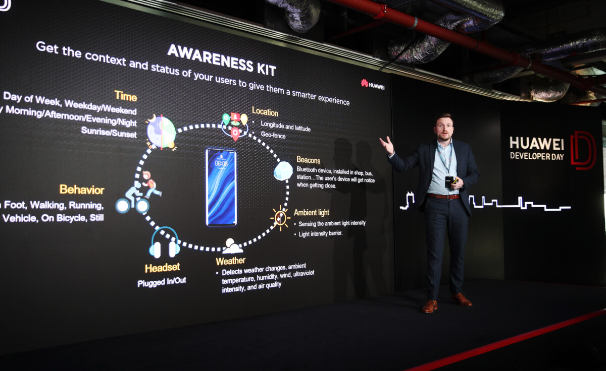 Andreas Zimmer, haut responsable de Huawei en Europe