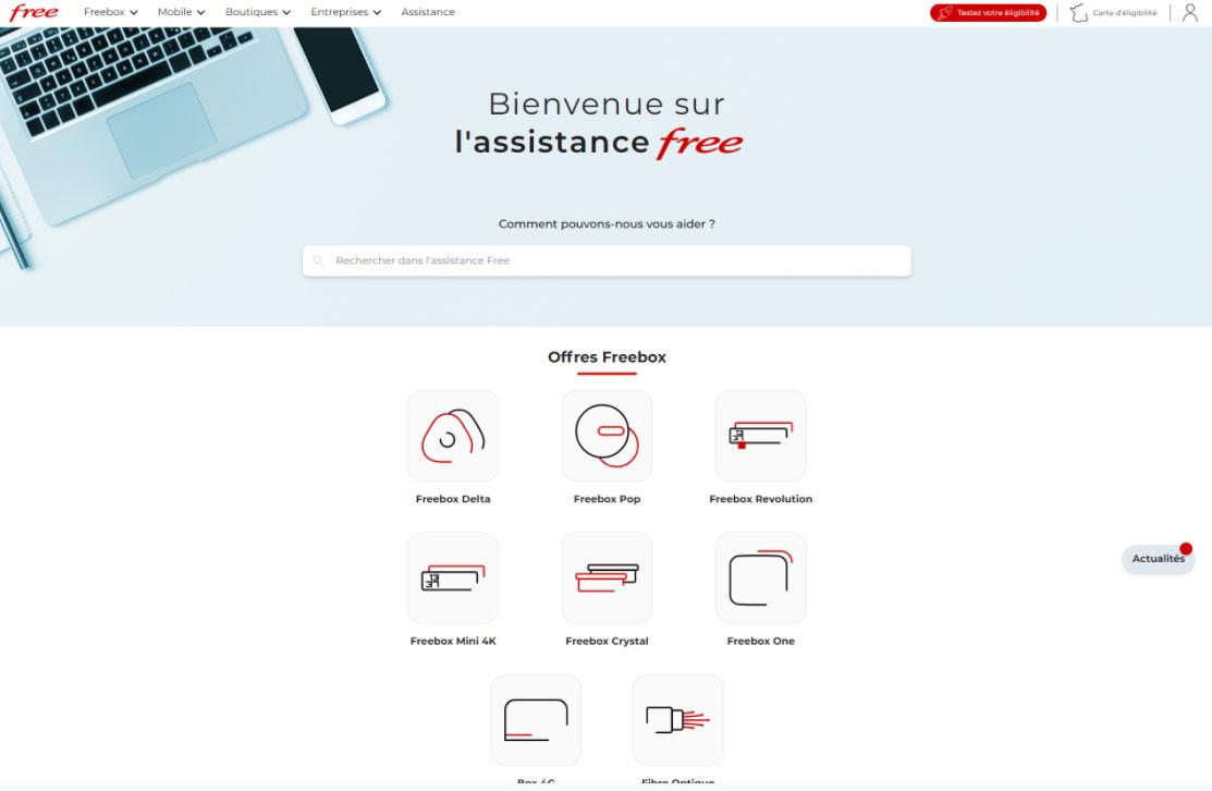 Free Freebox Révolution, Delta, Pop ou Mini 4K : voici la nouvelle interface Freebox OS