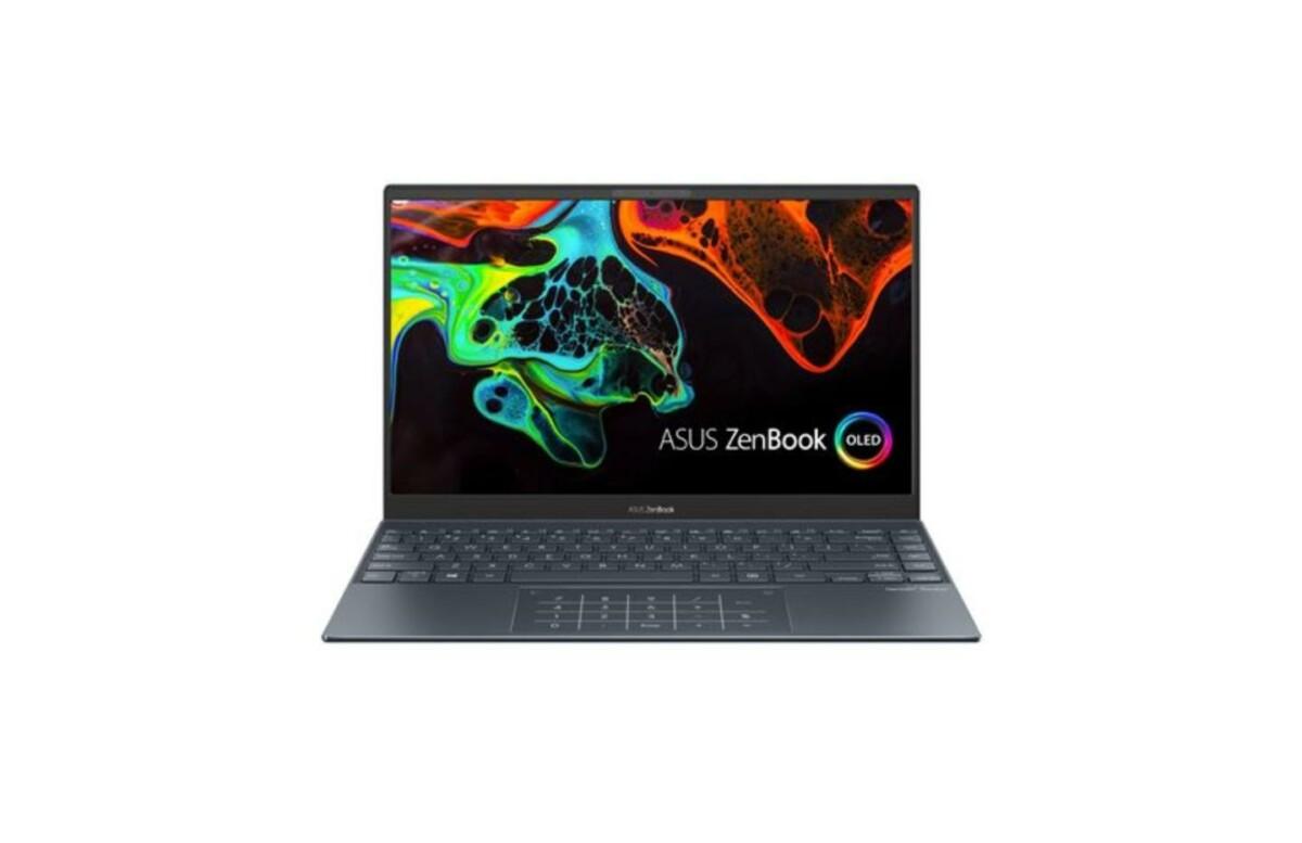 asus oled 1200x777 - belle remise sur la version Intel de ce laptop ultra léger et puissant