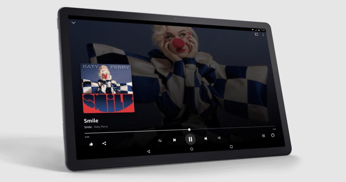 La tabletteP11 Plus