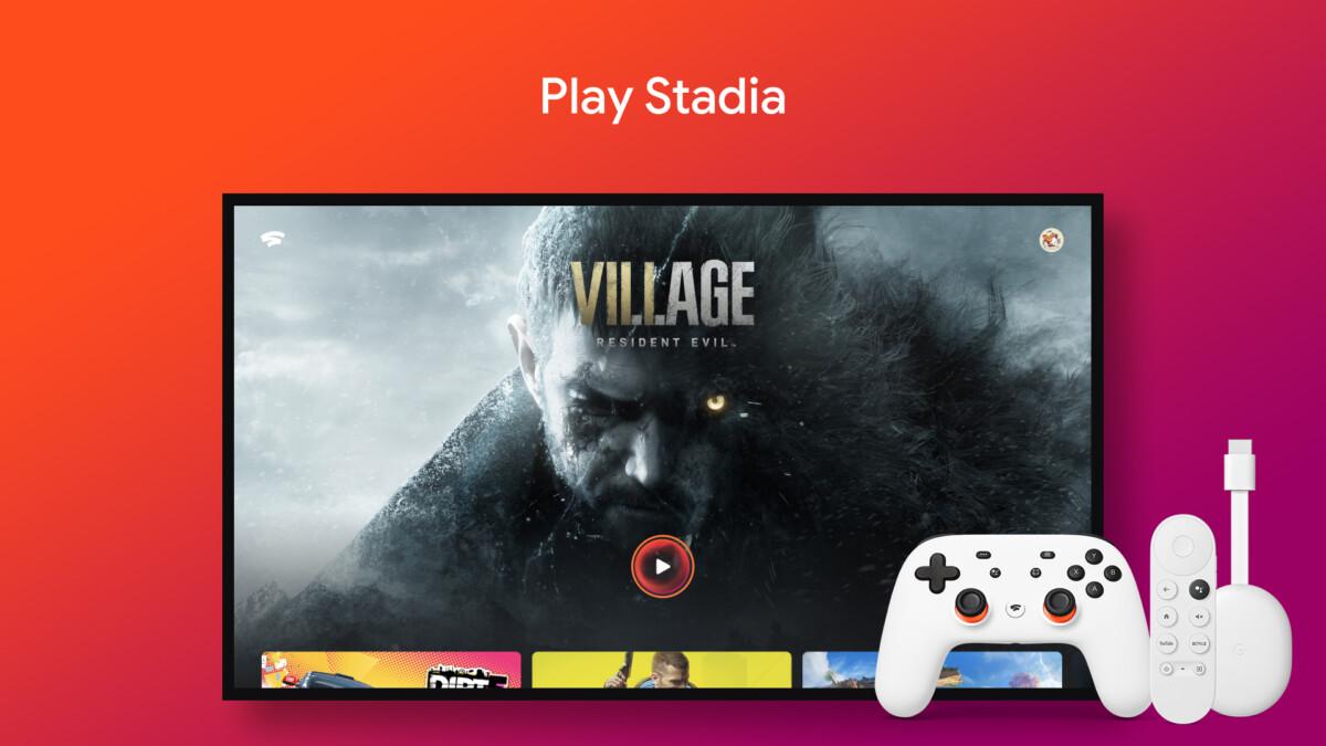 Google Stadia ajoute de nouveaux supports de jeu