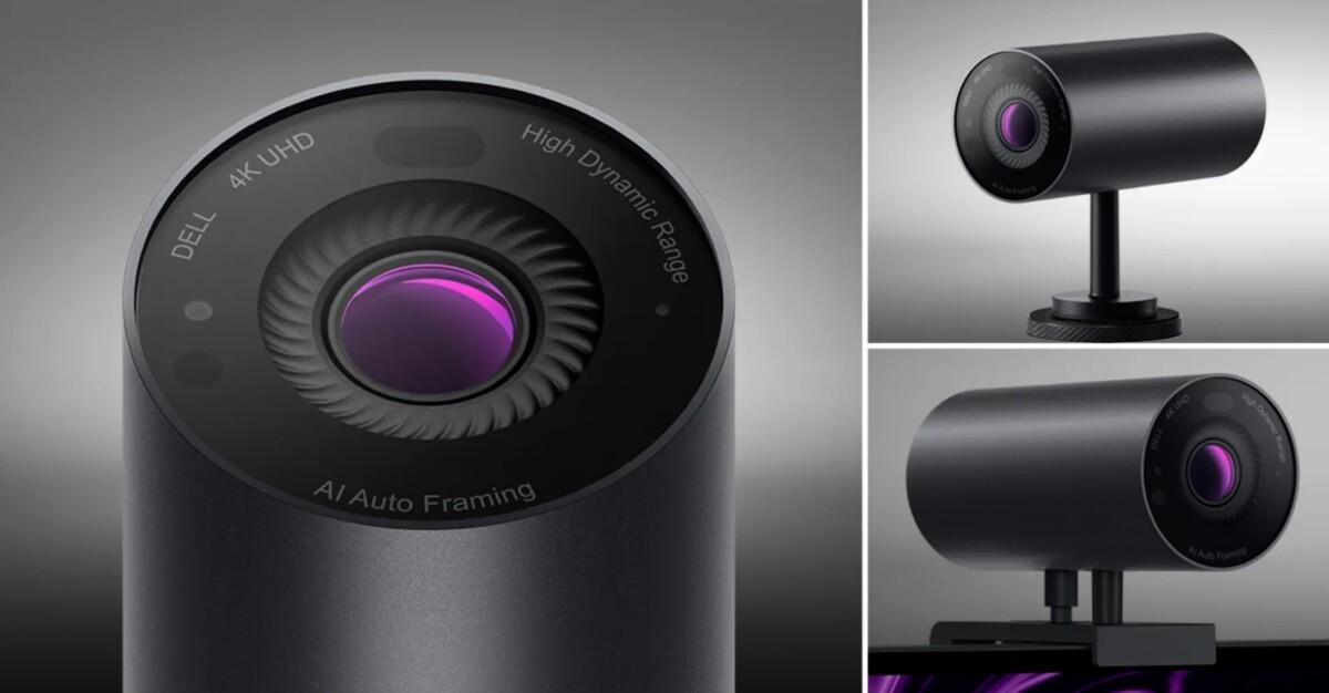 Dell lance la webcam 4K parfaite… à un détail près : l'oubli d'un micro intégré