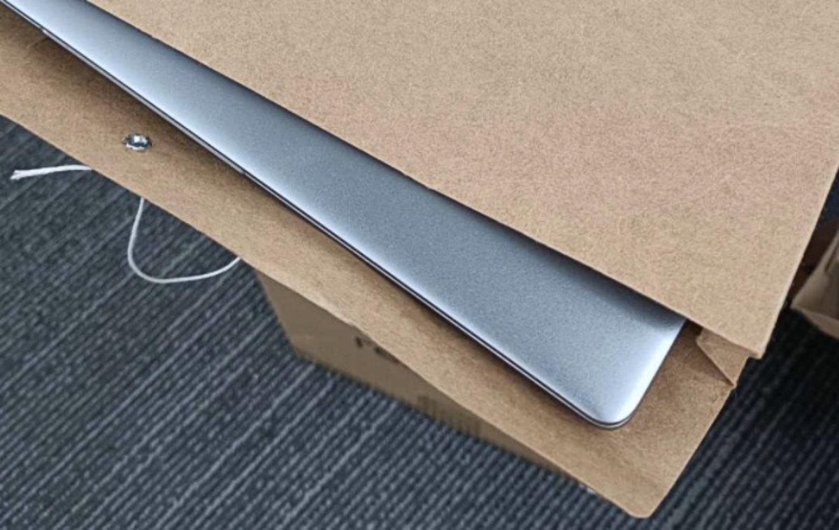 Realme tease un premier laptop