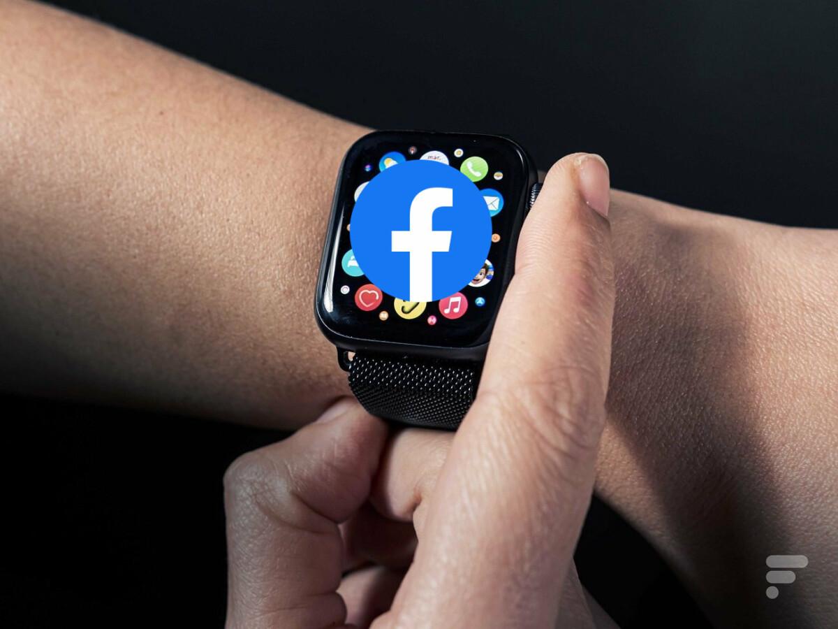 Facebook veut vous attacher une montre connectée avec 2 caméras au poignet