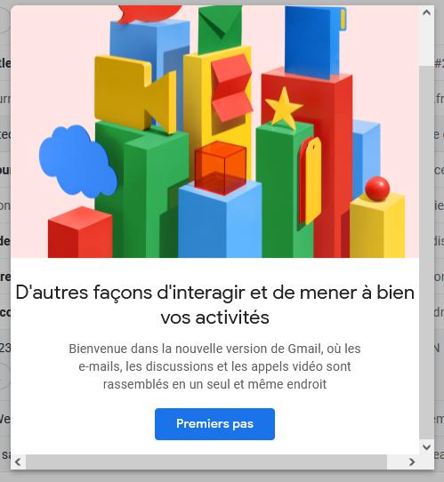 Google vous explique les nouveautés sur Gmail