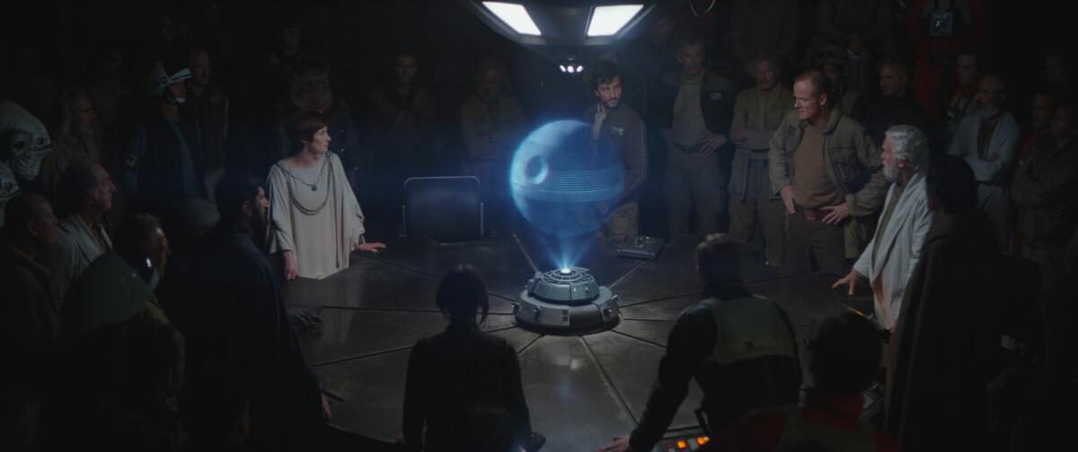 L'Holotable (la table holographique) dans les films Star Wars pourrait exister grâce à la 6G