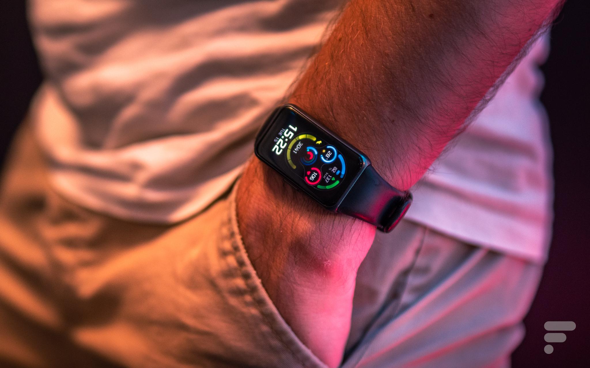 Test Huawei Band 6 : notre avis complet - Montres/Bracelet Connectés - Frandroid