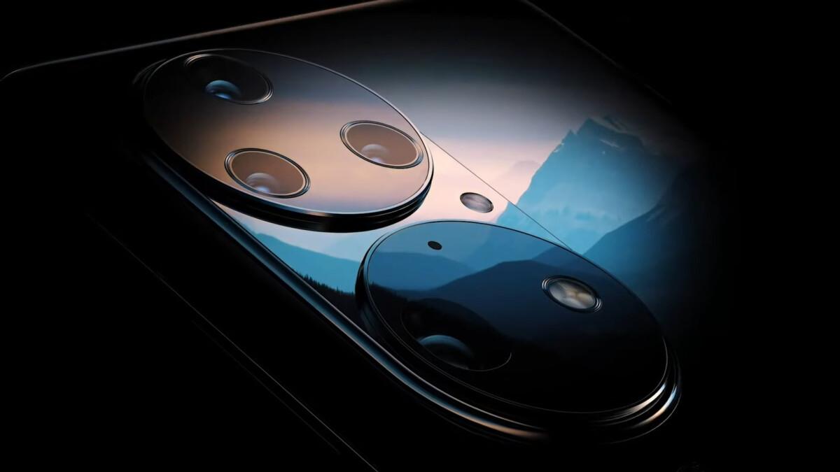 Aperçu du bloc photo des Huawei P50 et P50 Pro