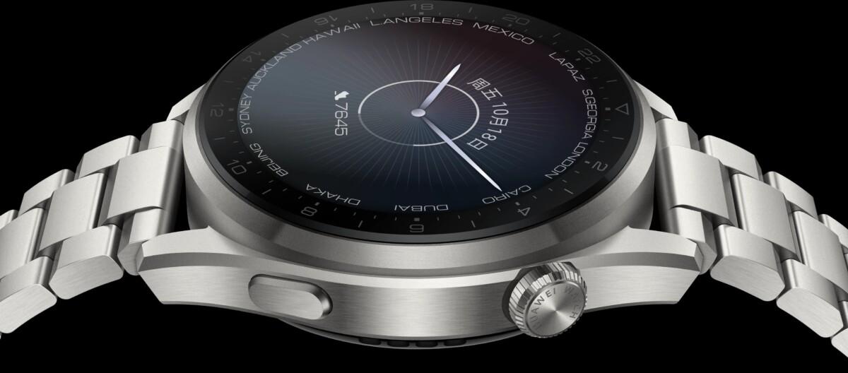 La Huawei Watch 3 Pro