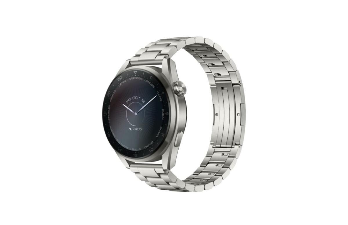 The Huawei Watch 3 Pro