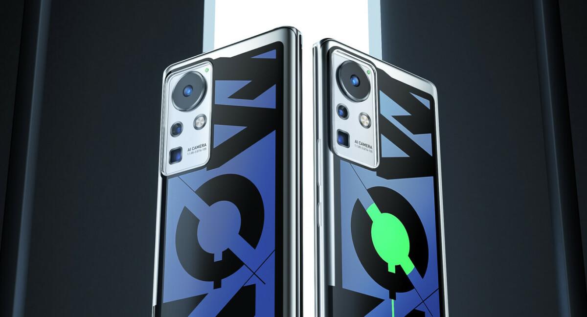 Ce smartphone Android change de couleur et se charge complètement en 10 minutes
