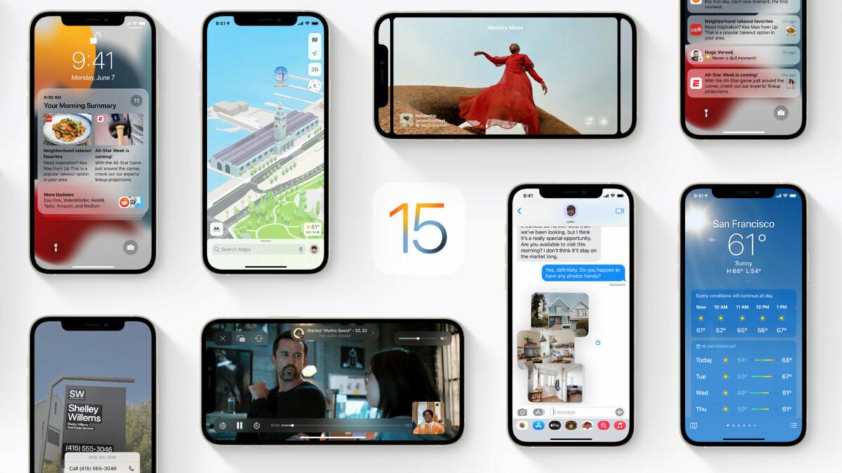 iOS15 s'illustre par un bug gênant dès sa première semaine de service sur nos iPhone et iPad
