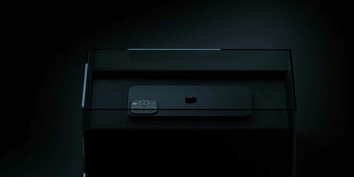 iPhone 13 Pro en noir