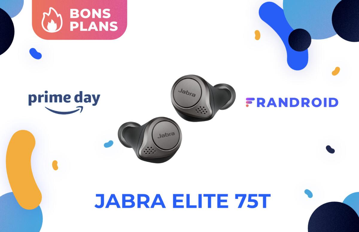 À 99 euros, les Jabra Elite 75t sont les meilleurs true wireless à réduction de bruit