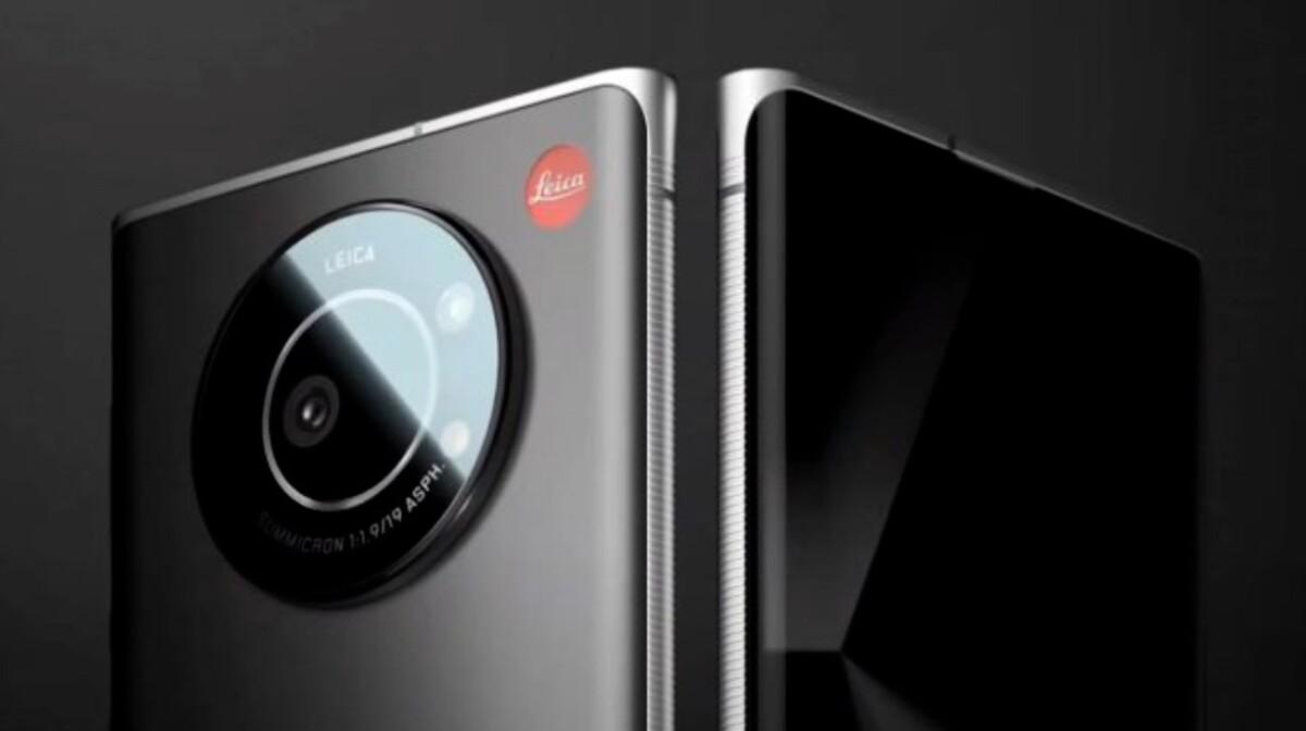 Voici le Leitz Phone1, le premier smartphone signé Leica… mais Sharp semble en être à l'origine