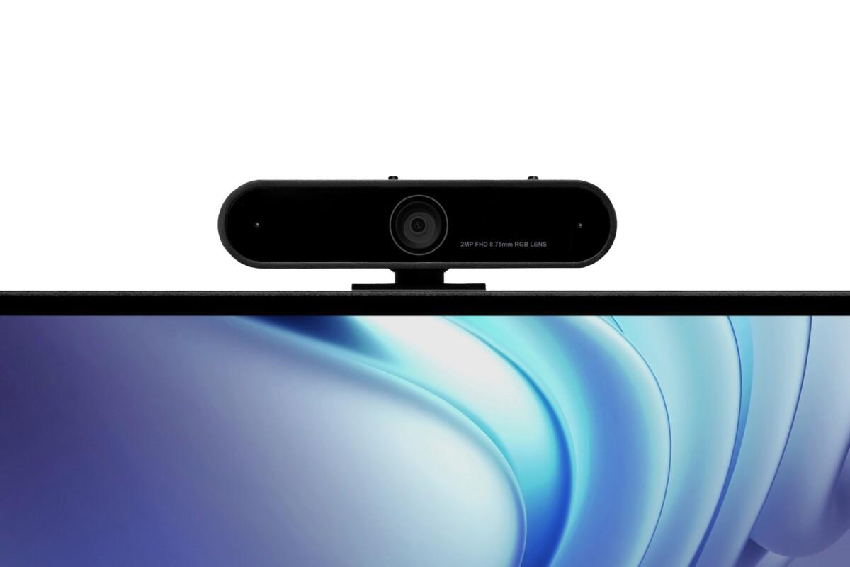 La nouvelle webcamLC50