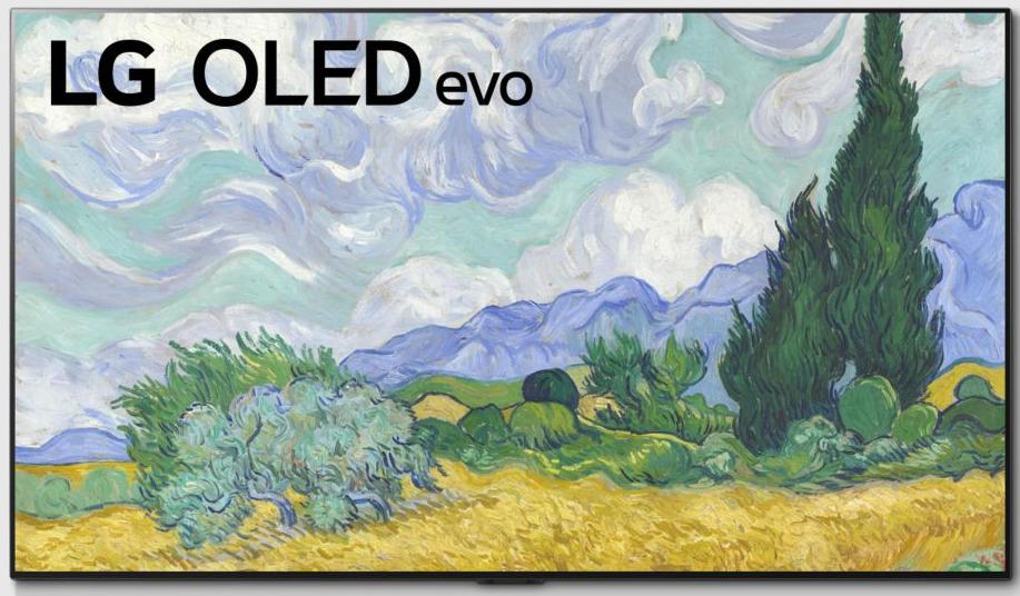 LG OLED EVO 55G1 2021