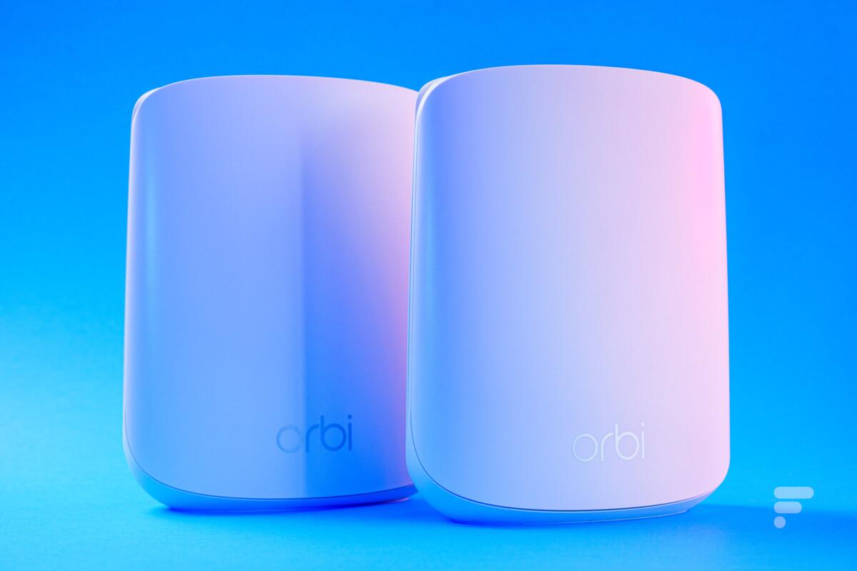 Netgear Orbi WiFi RBK352