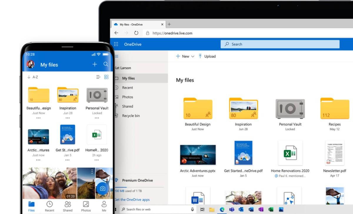 OneDrive profite d'une nouvelle fonctionnalité plutôt bienvenue : un éditeur photo basique mais efficace