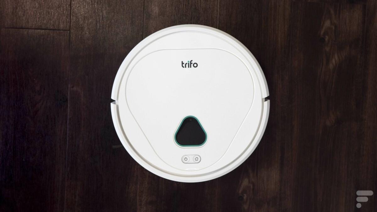 L'aspirateur robot Trifo