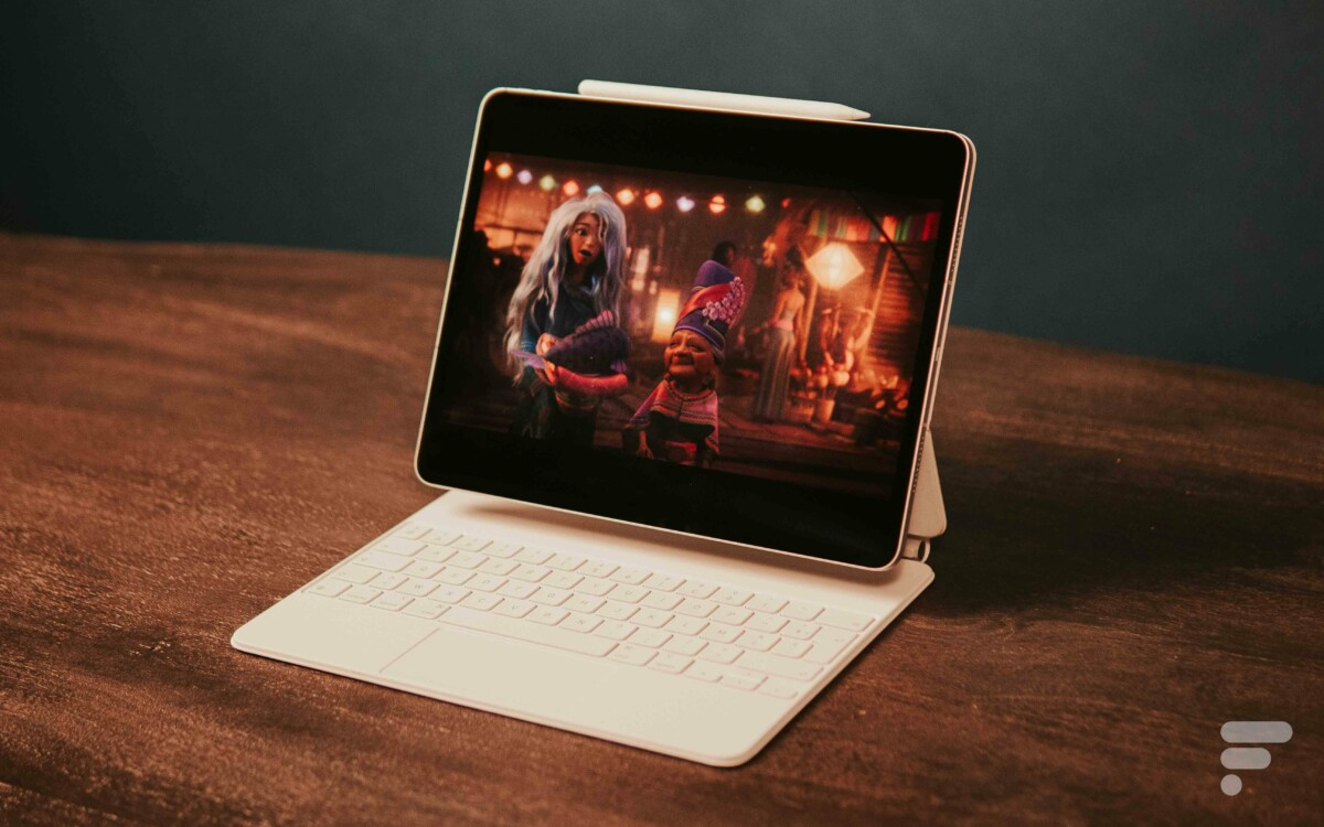 L'iPad Pro 12,9″ 2021, le dernier-né avec une puce maison AppleM1