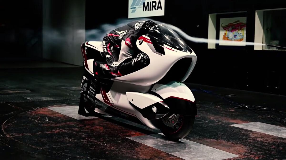 White Motorcycle ConceptsWMC250EV