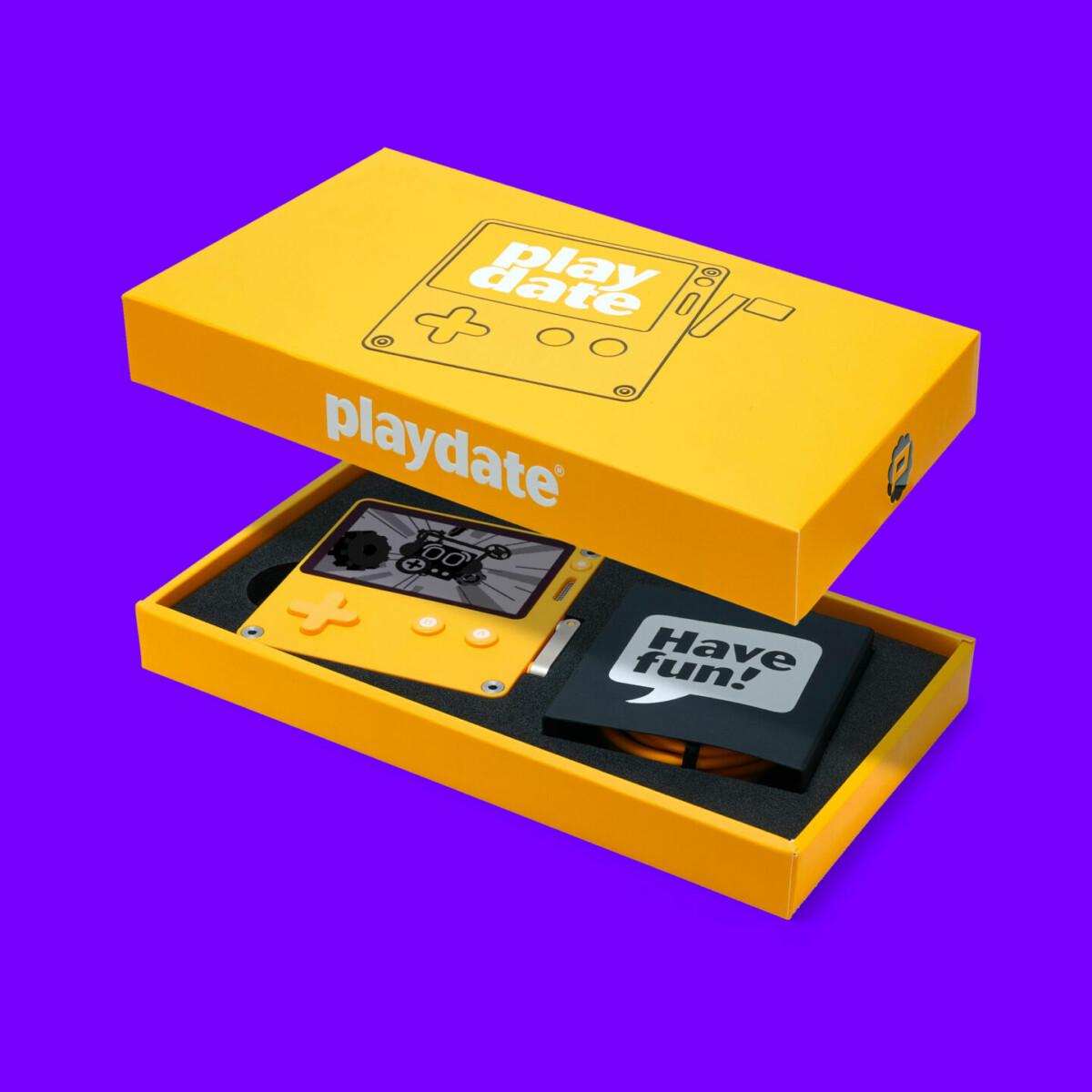 La petite console Playdate arrive enfin : prix, disponibilité et premiers jeux