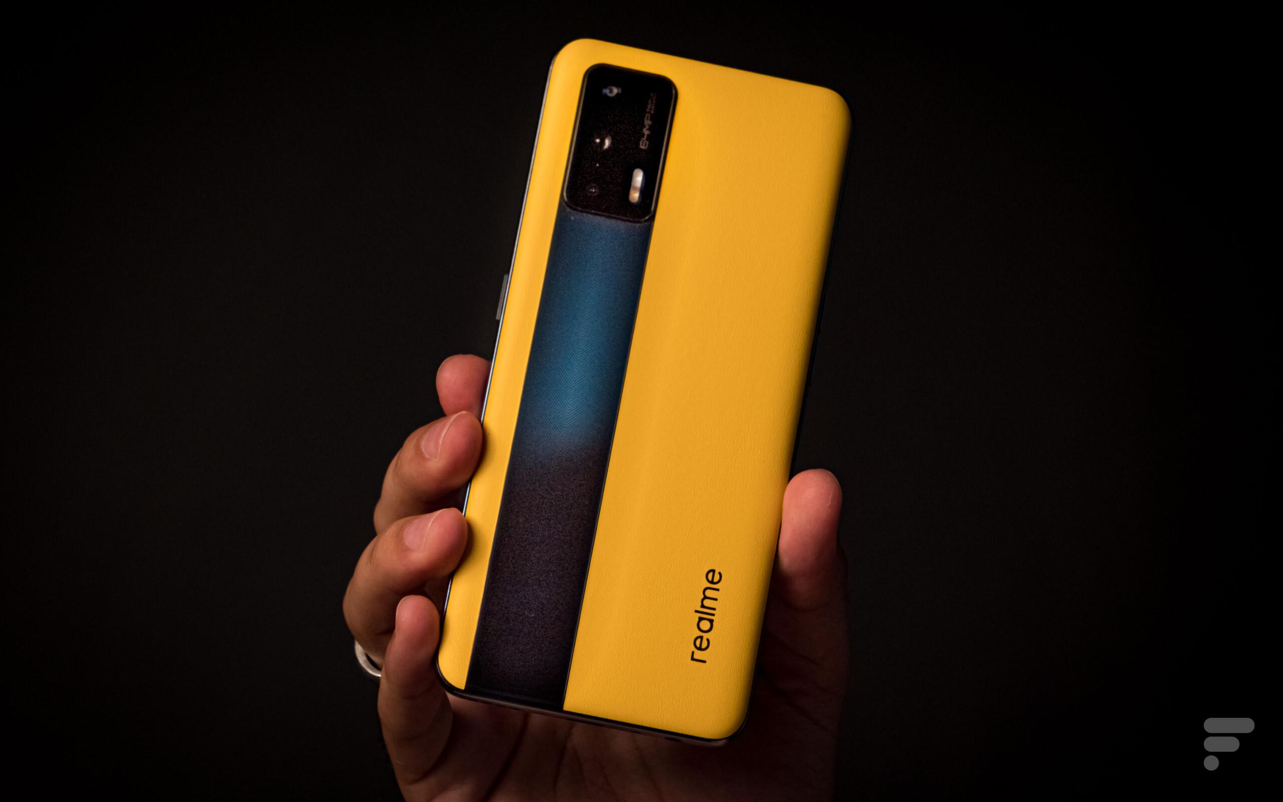 Test Realme GT : notre avis complet - Smartphones - Frandroid