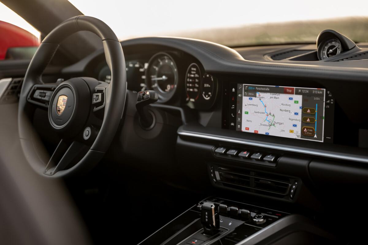 Le nouveau système de navigation de PCM6.0