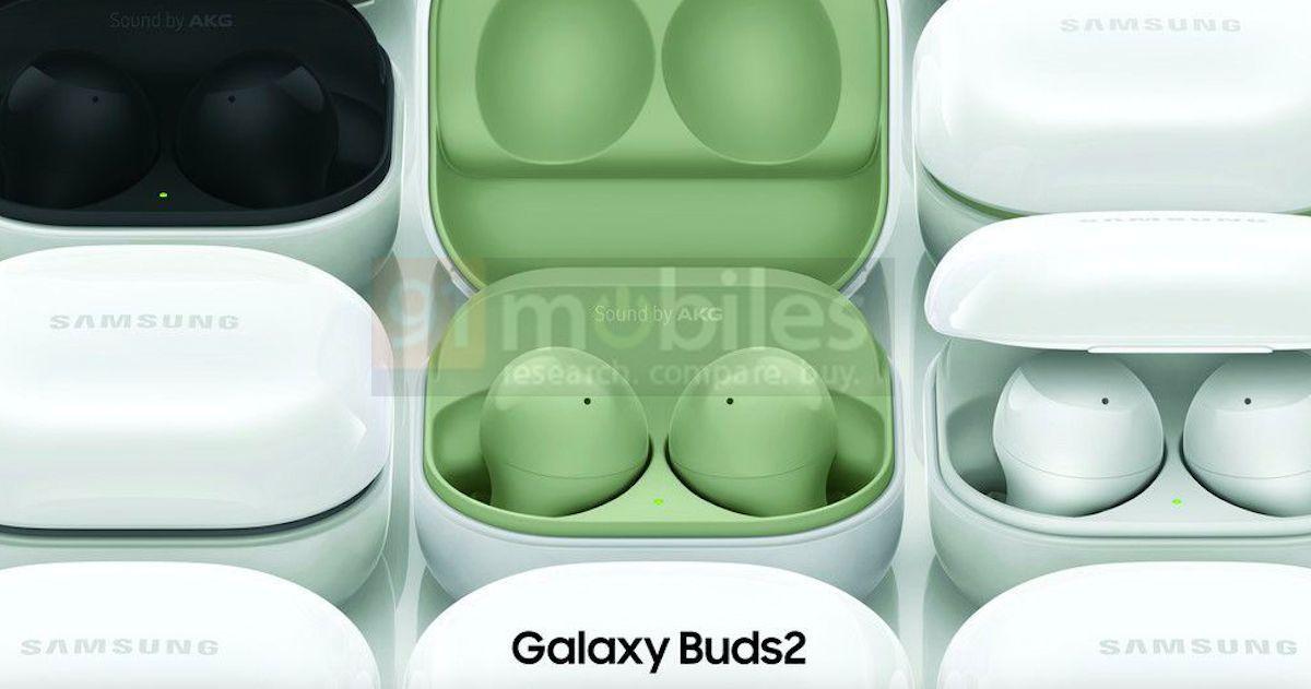 Les Samsung Galaxy Buds 2