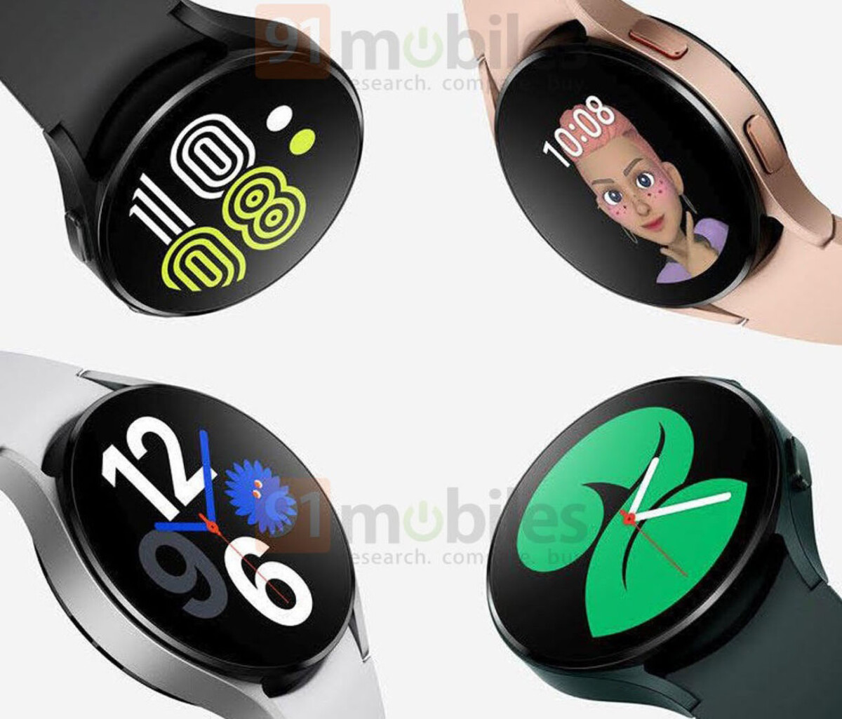 La Samsung Galaxy Watch 4