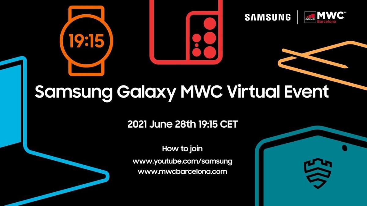 Conférence Samsung au MWC 2021