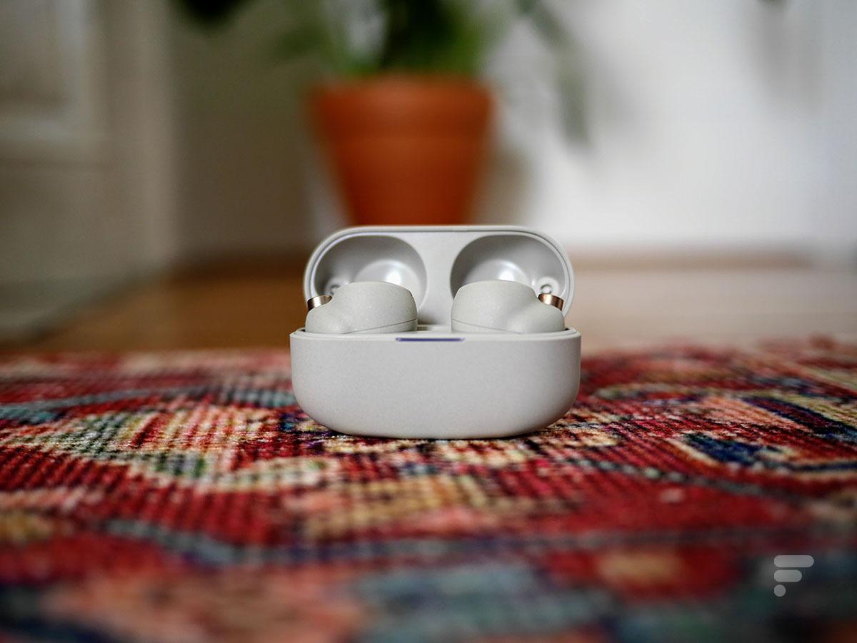 Auriculares inalámbricos Sony WF-1000XM4