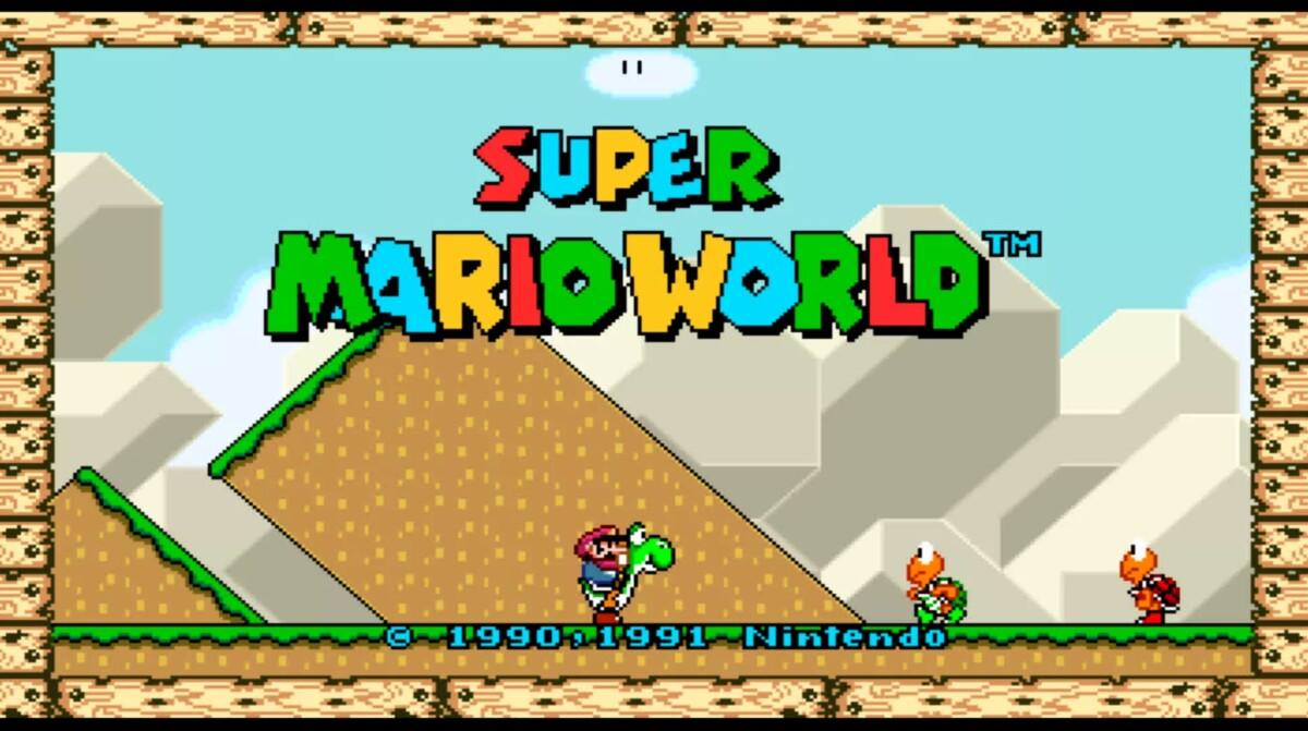 Super Mario World passe avec brio en widescreen grâce à un modder motivé… parfait pour redonner au titre fière allure sur nos écrans modernes