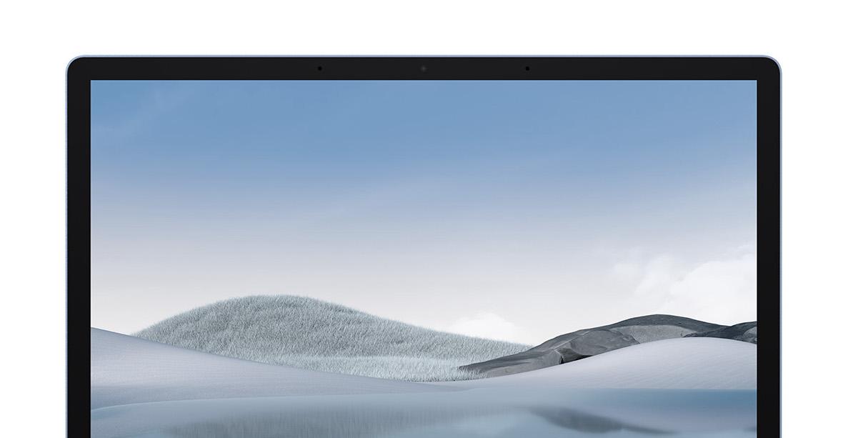 La webcam du Surface Laptop 4
