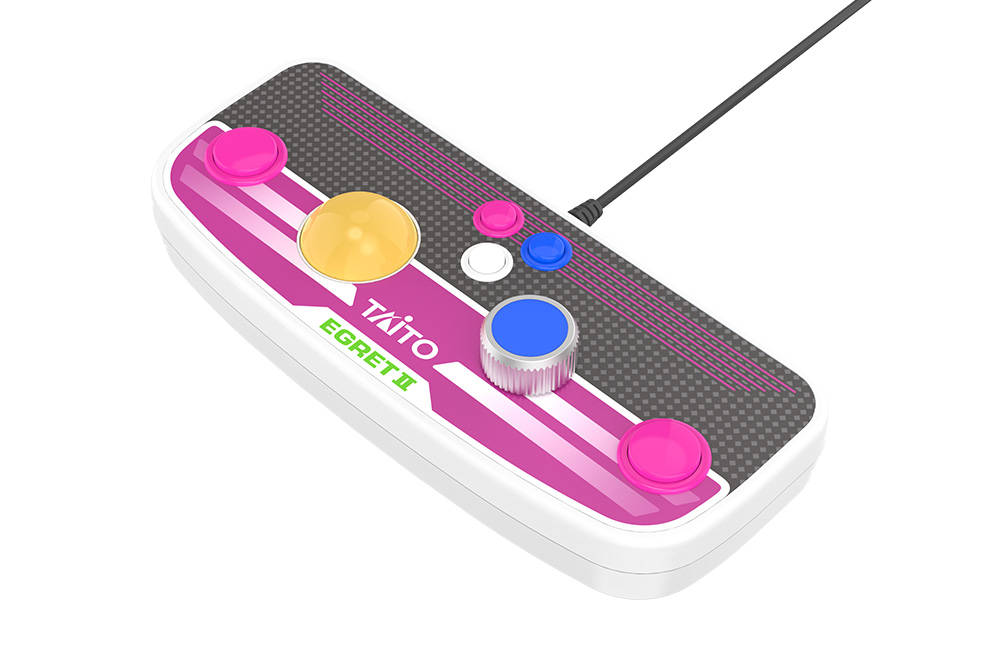 Taito lance une console façon machine d'arcade avec Space Invaders