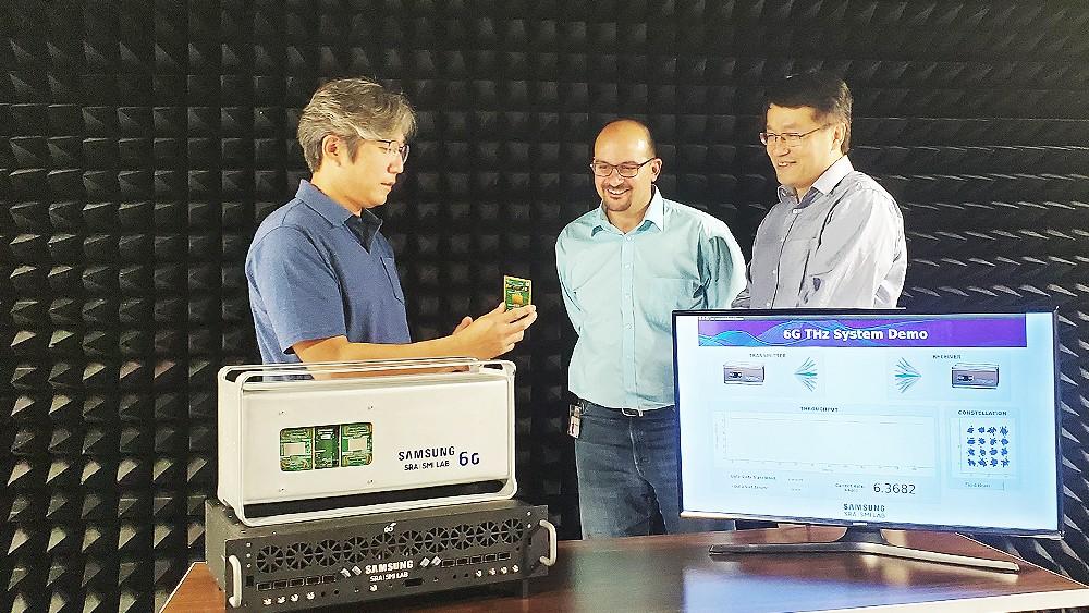 Les ingénieurs de Samsung