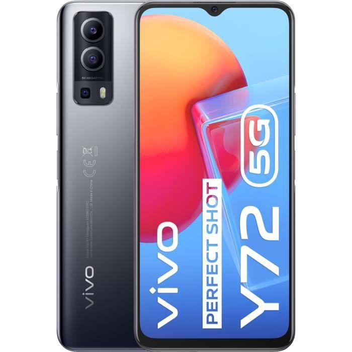 vivo y72 - que promet son appareil photo conçu en partenariat avec Zeiss?