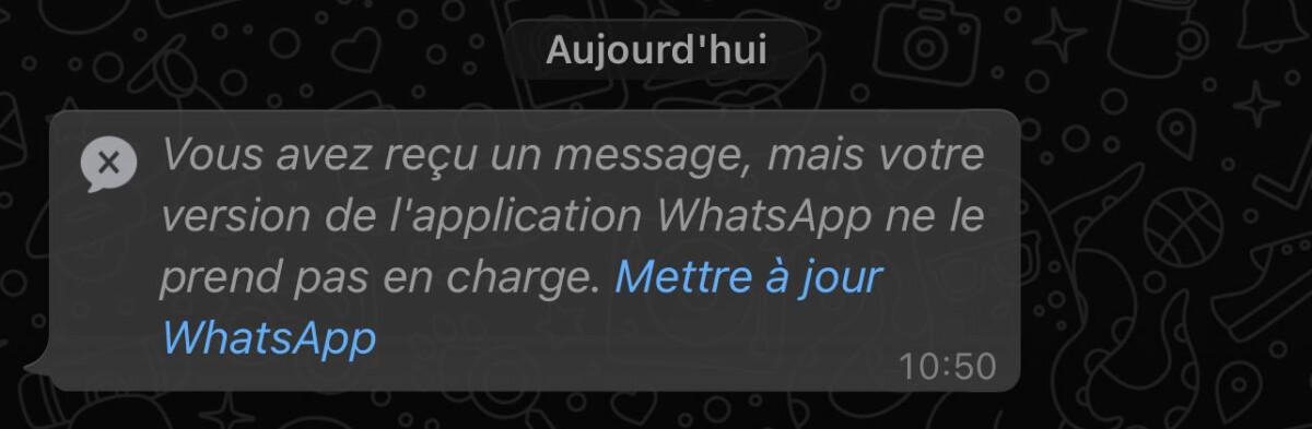 WhatsApp : comment envoyer une photo ou vidéo à visionnage unique