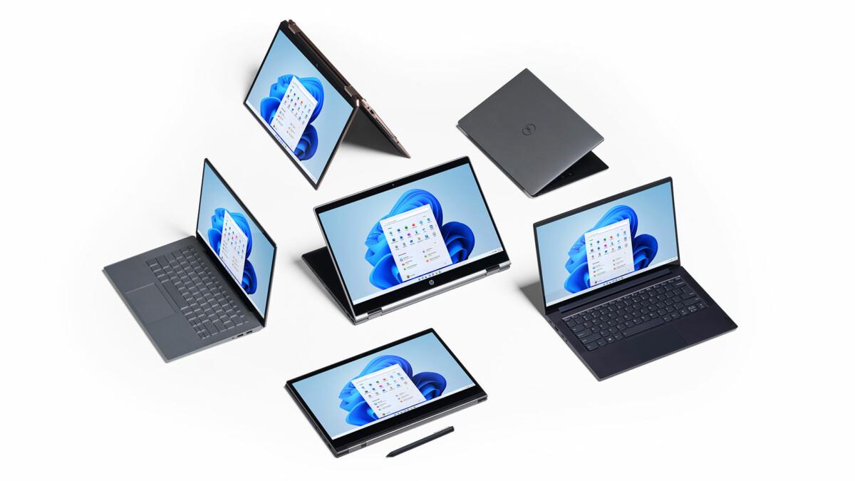 Ordinateurs Windows 11