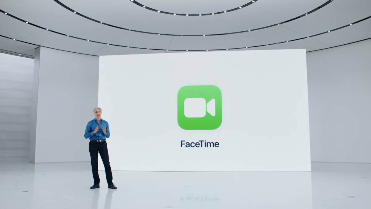 Apple unveiled what's coming to FaceTime with iOS 15