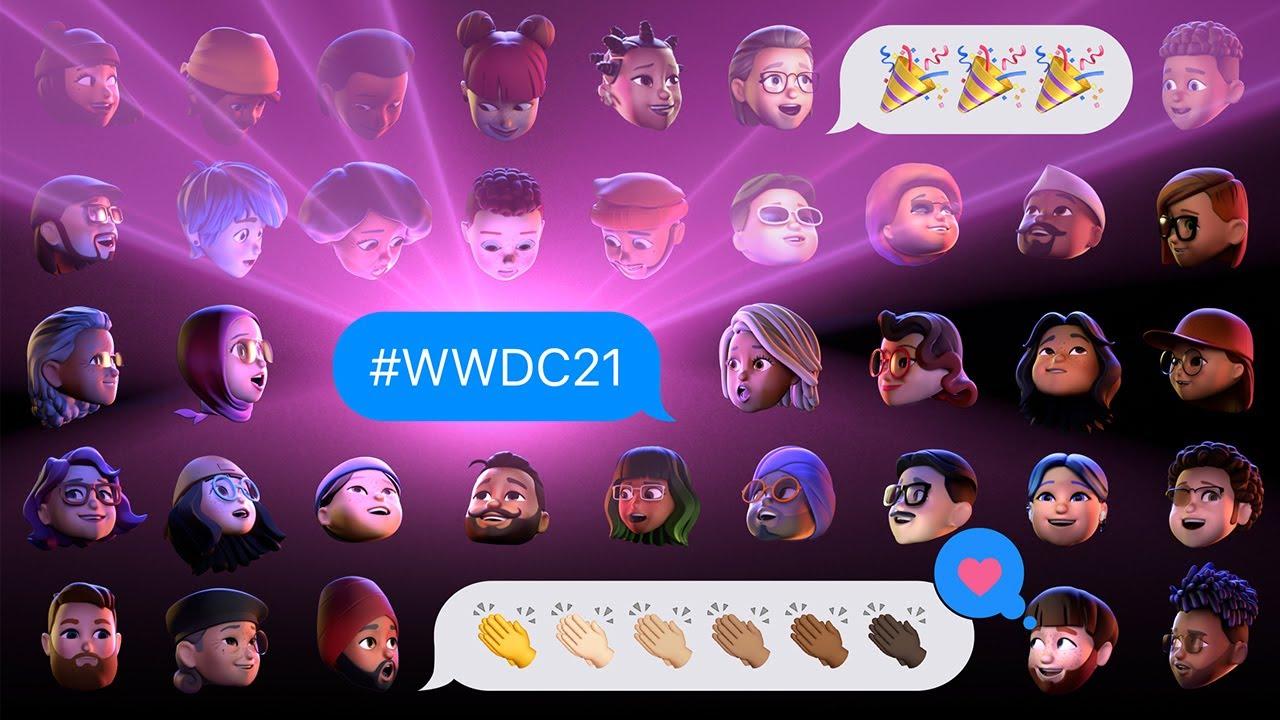 WWDC 2021 : le récap de la keynote Apple - iOS 15, macOS ...