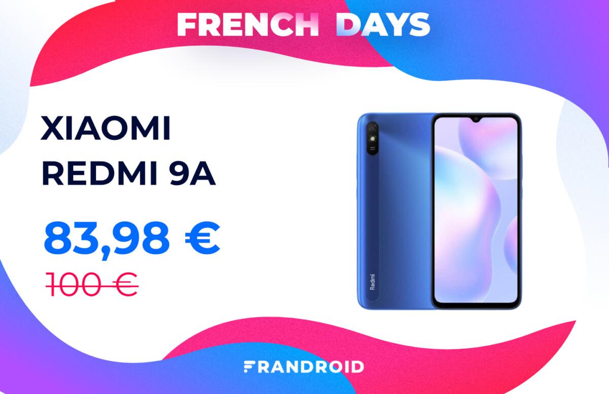 xiaomi redmi 9a french days 1200x777 - les meilleures offres pour se faire plaisir à moins de 100 €