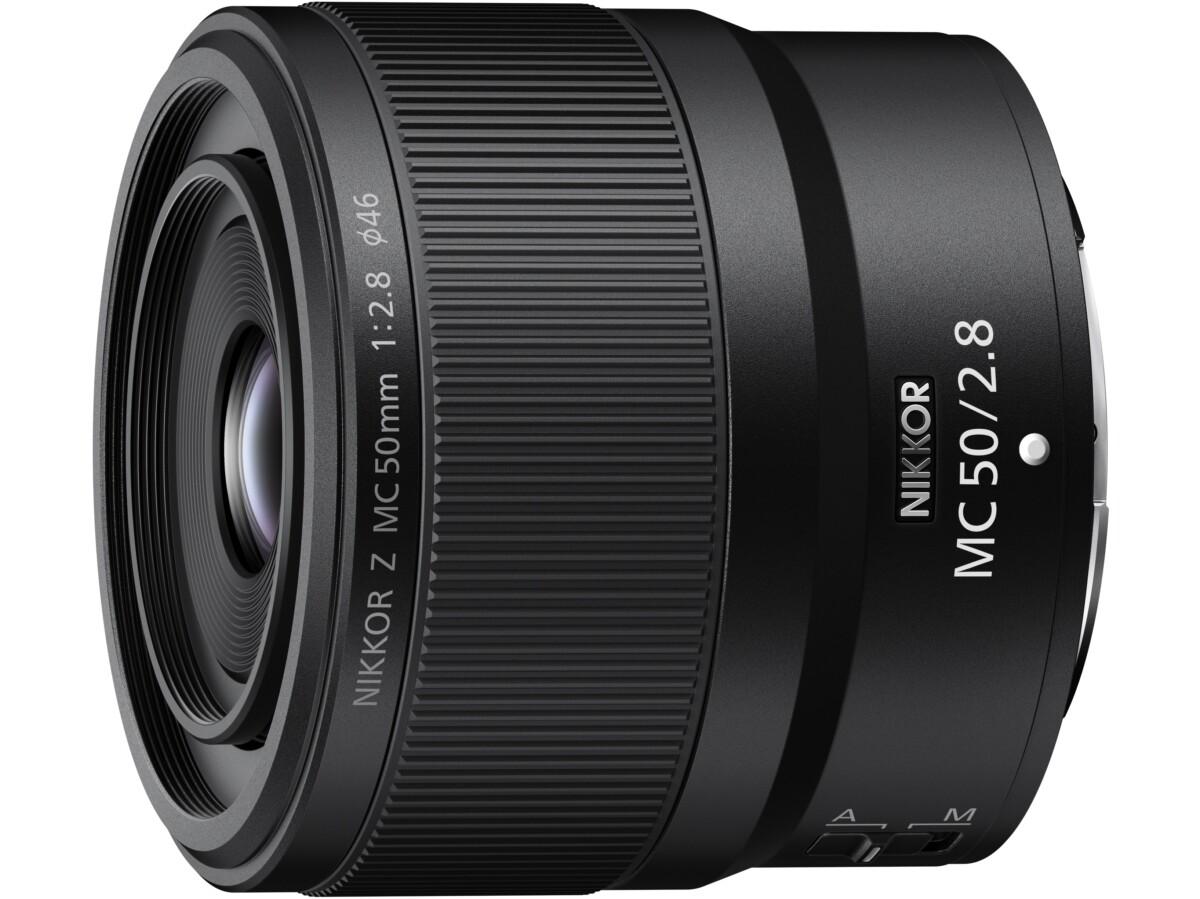 L'objectif Nikon Nikkor Z MC 50 mm f/2,8