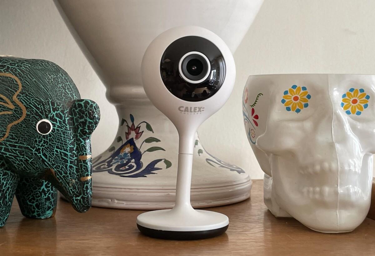 La caméra de sécurité intérieure Calex