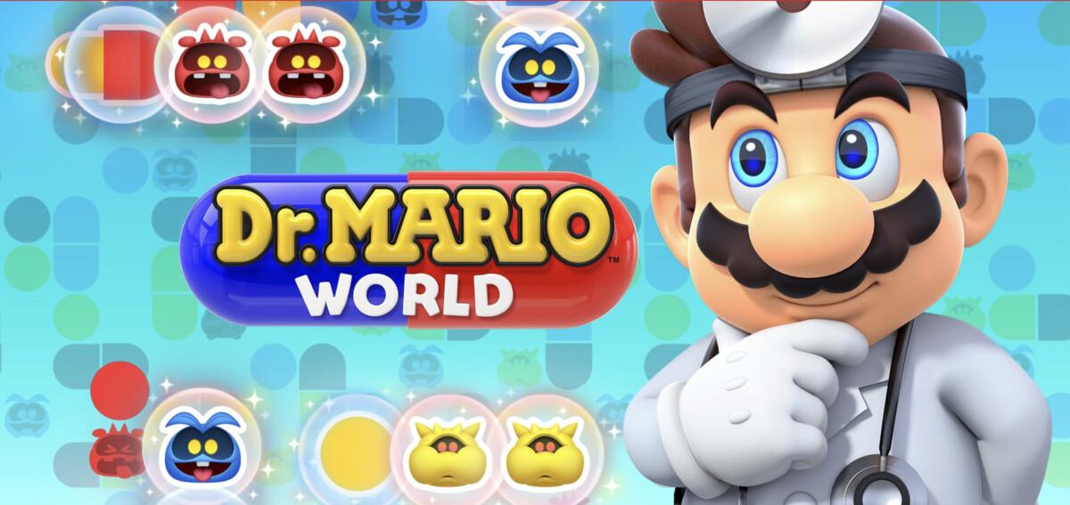 Nintendo va fermer le cabinet mobile de Dr. Mario World
